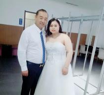 婚纱照拍摄现场